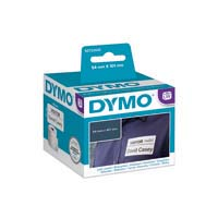 Dymo Labelwriter Labels Paper 54x101mm White Shipping 30323