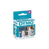 Dymo Labelwriter Labels Paper 13x25mm White Removable 2UP 30333