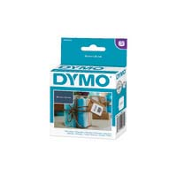 Dymo Labelwriter Labels Paper 25X25mm Multi Purpose Non-Adhesive 30332
