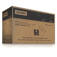 Dymo LabelWriter Shipping Labels Suits 4XL 59X102mm 575 Roll