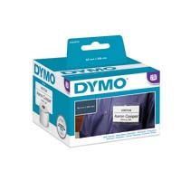 Dymo Labelwriter Labels Paper 106X62mm White Name Badge Non Adhesive 30856