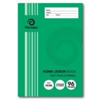 Olympic Home Lesson Book 205x142mm One Year Stapled