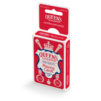 Queens Slipper Playing Cards Deck 52s
