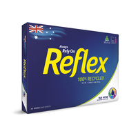 Reflex Copy Paper 100% Recycled A3 80gsm Aust Made