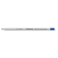 Staedtler 108 Lumocolor Non-Permanent Omnichrom Pencils Blue