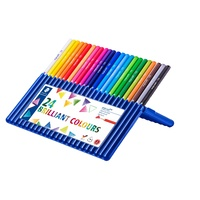 Staedtler 157 Ergosoft Pencils Coloured Set24
