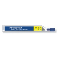 Staedtler 250 Mars Micrograph Lead 2H 0.3mm Tube12