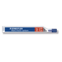 Staedtler 250 Mars Micrograph Leads 2H 0.5mm Tube12