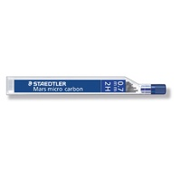 Staedtler 250 Mars Micrograph Leads 2H 0.7mm Tube12