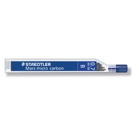 Staedtler 250 Mars Micrograph Leads B 0.7mm Tube12