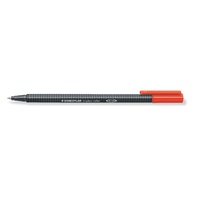 Staedtler 403 Triplus Rollerball 0.4mm Red