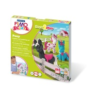 FIMO Kids Form & Play Modelling Set Pony