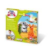 FIMO Kids Form & Play Modelling Set Outback