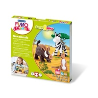 FIMO Kids Form & Play Modelling Set Savannah