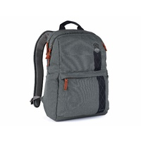 "STM Banks Laptop Backpack 15"" Tornado Grey"