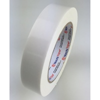 Nachi Double Sided Indoor Foam Mounting Tape 24mmx5M White 2010R