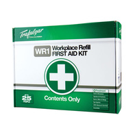 Trafalgar First Aid Kit Refill 101563 National Standard Workplace