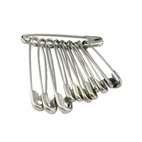First Aiders Choice Safety Pins 37525 Assorted Pk12