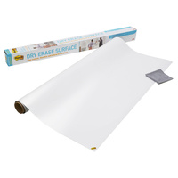 Post-it Super Sticky Dry Erase Surface 1200x1800mm DEF6X4