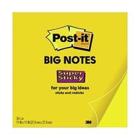 Post-it Super Sticky Big Notes 279x279mm BN1