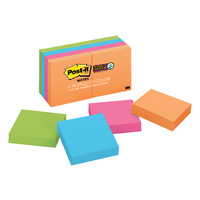 Post-It Super Sticky Notes Rio de Janeiro 50x50mm 622-8SSAU