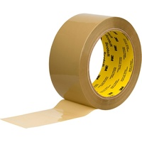 Scotch #400 48mmx75M Packing Tape - Brown