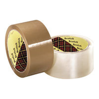 3M Scotch #370 48mmx75M Packing Tape Brown