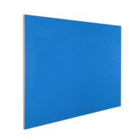 Visionchart LX7000 Slim Frame Smooth Velour Pinboards