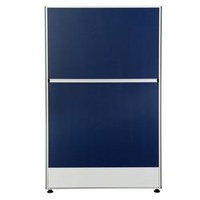 T8 Partitions 1200X600 - Navy Fabric