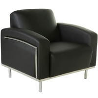 Sienna Lounge Single - Black
