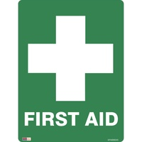 Safety Signage - Emergency - First Aid (Picture)