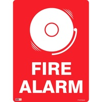 Safety Signage - Fire - Fire Alarm (Picture)