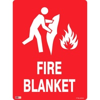 Safety Signage - Fire - Fire Blanket