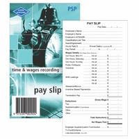 Zions Pay Slip Pads #PSP